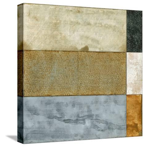 Urban Grid III-Kate Archie-Stretched Canvas Print