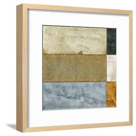 Urban Grid III-Kate Archie-Framed Art Print