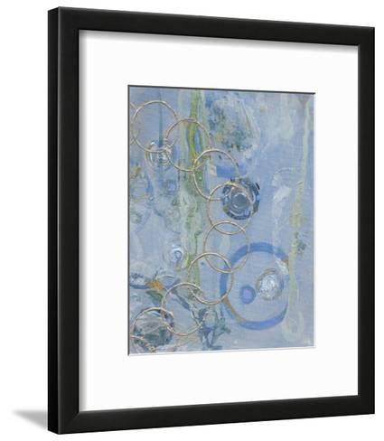 Shoals II-Alicia Ludwig-Framed Art Print