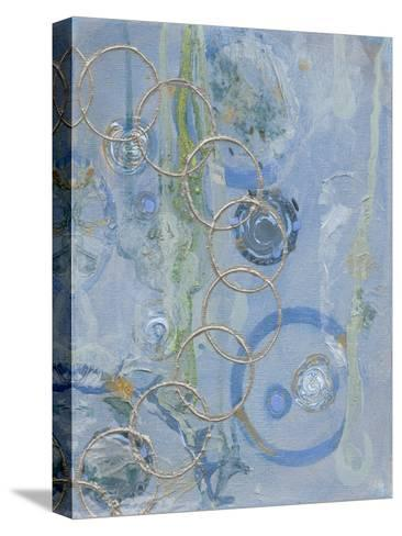 Shoals II-Alicia Ludwig-Stretched Canvas Print