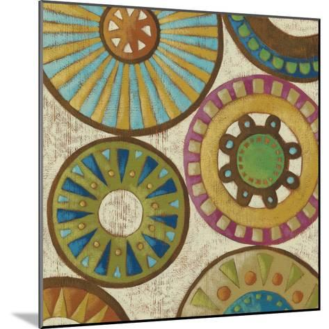 Kaleidoscopic I-Chariklia Zarris-Mounted Premium Giclee Print