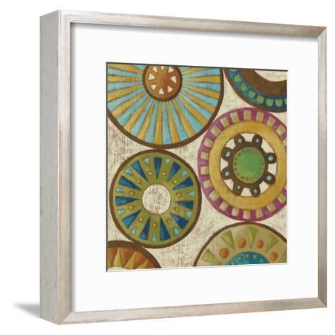 Kaleidoscopic I-Chariklia Zarris-Framed Art Print