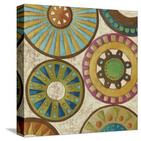 Kaleidoscopic I-Chariklia Zarris-Stretched Canvas Print