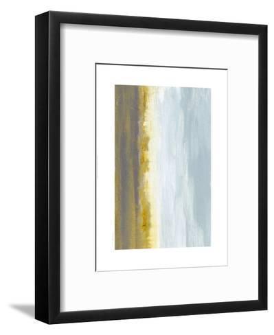 Away V-Sharon Gordon-Framed Art Print