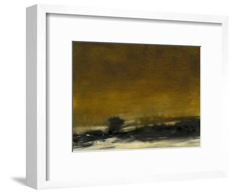 Dusk I-Sharon Gordon-Framed Art Print