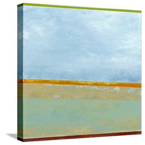 Paths II-Sharon Gordon-Stretched Canvas Print