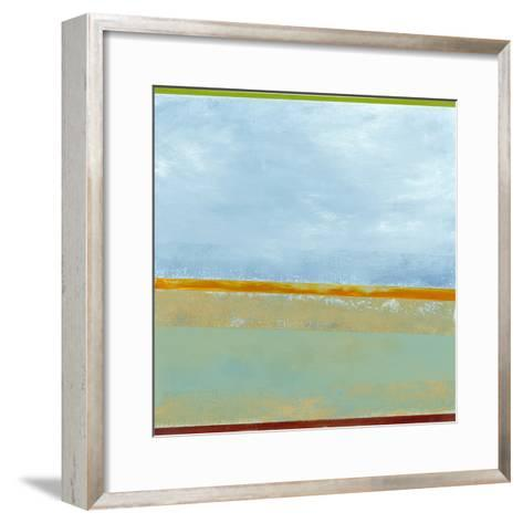 Paths II-Sharon Gordon-Framed Art Print