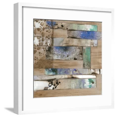 Vellum & Wax II-Jennifer Goldberger-Framed Art Print