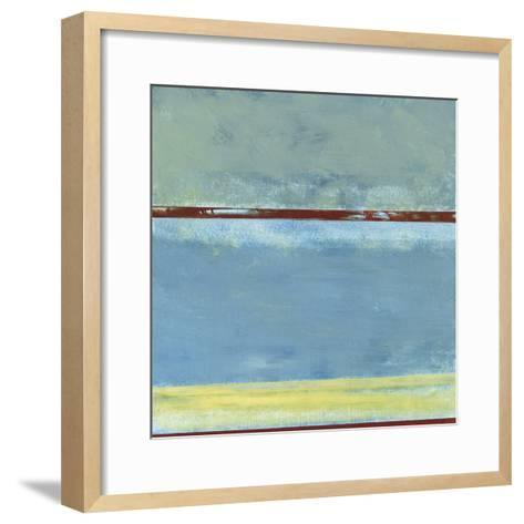 Paths VIII-Sharon Gordon-Framed Art Print