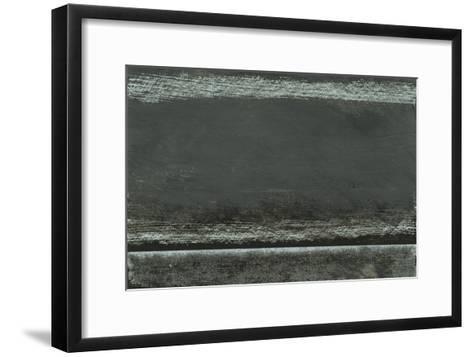 Horizon Line II-Sharon Gordon-Framed Art Print