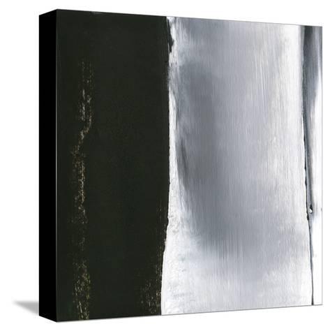 Glide V-Sharon Gordon-Stretched Canvas Print