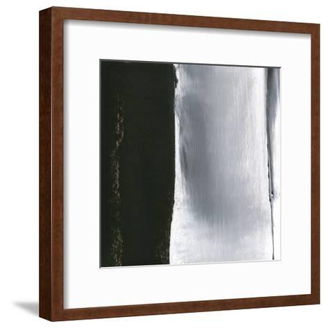 Glide V-Sharon Gordon-Framed Art Print