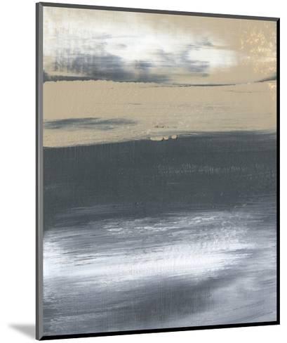 Glide II-Sharon Gordon-Mounted Premium Giclee Print