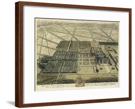 Badminton in Gloucester II-J. Kip-Framed Art Print