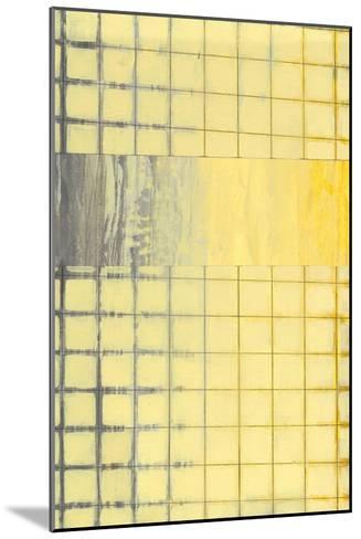 Off The Grid II-Jennifer Goldberger-Mounted Premium Giclee Print