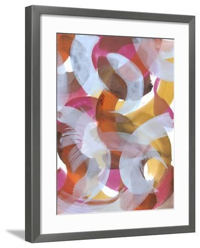 Sherbert I-Jodi Fuchs-Framed Art Print