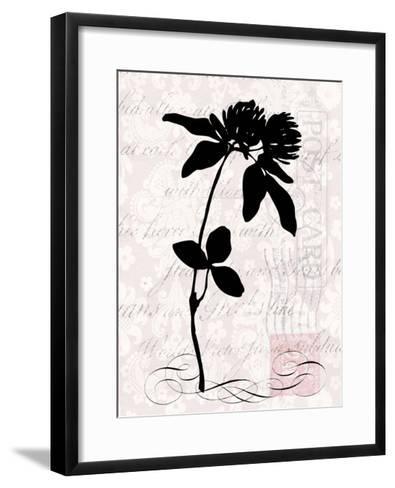 Small Postscript II-Vision Studio-Framed Art Print