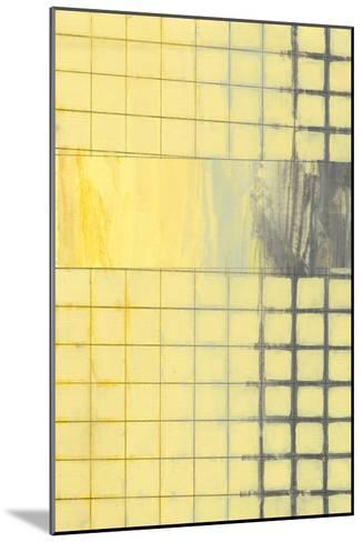 Off The Grid I-Jennifer Goldberger-Mounted Premium Giclee Print