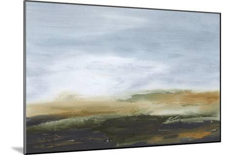 Farmland I-Sharon Gordon-Mounted Premium Giclee Print