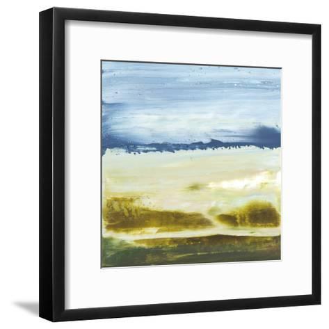 Top of the Hill II-Sharon Gordon-Framed Art Print