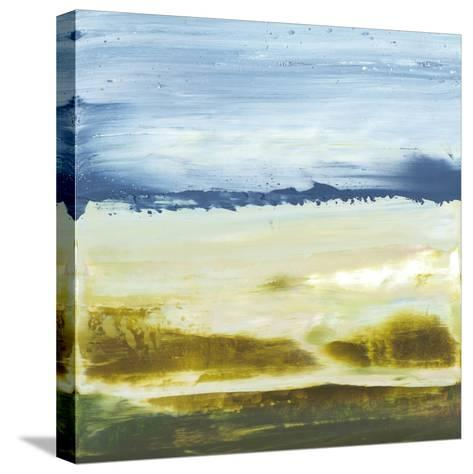 Top of the Hill II-Sharon Gordon-Stretched Canvas Print