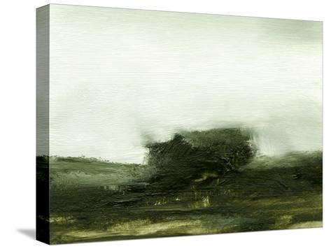 Verdant II-Sharon Gordon-Stretched Canvas Print