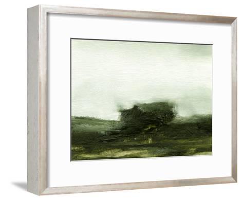 Verdant II-Sharon Gordon-Framed Art Print
