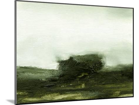 Verdant II-Sharon Gordon-Mounted Premium Giclee Print