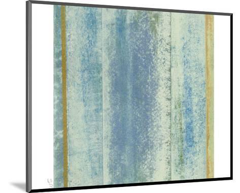 Coastal Retreat II-Sharon Gordon-Mounted Premium Giclee Print