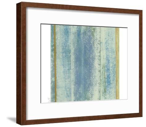 Coastal Retreat II-Sharon Gordon-Framed Art Print