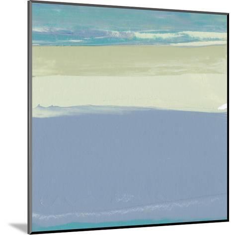 Blue Coast I-Sharon Gordon-Mounted Premium Giclee Print