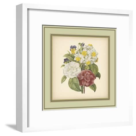 Tuscany Bouquet I-Vision Studio-Framed Art Print