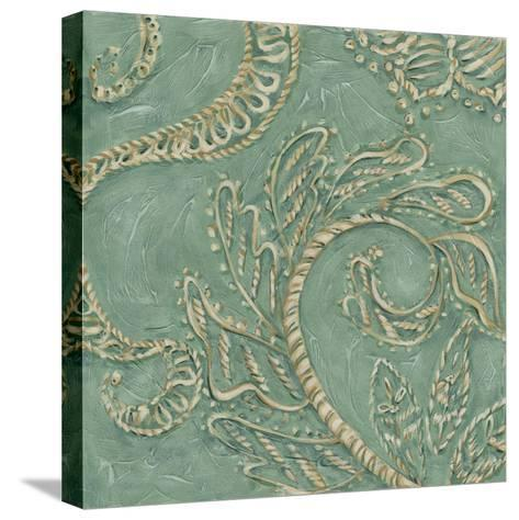 Printed Tiffany Lace III-Chariklia Zarris-Stretched Canvas Print