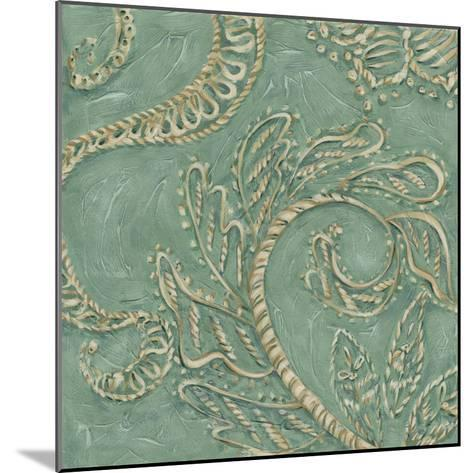Printed Tiffany Lace III-Chariklia Zarris-Mounted Art Print