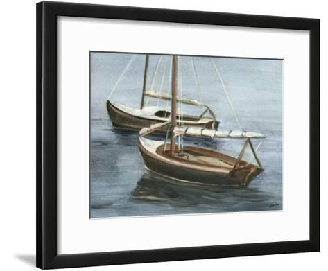 Small Stillwaters II-Ethan Harper-Framed Art Print