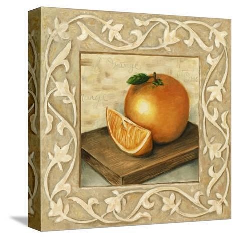 L' Orange-Megan Meagher-Stretched Canvas Print