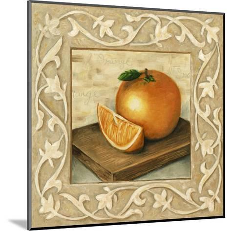 L' Orange-Megan Meagher-Mounted Art Print