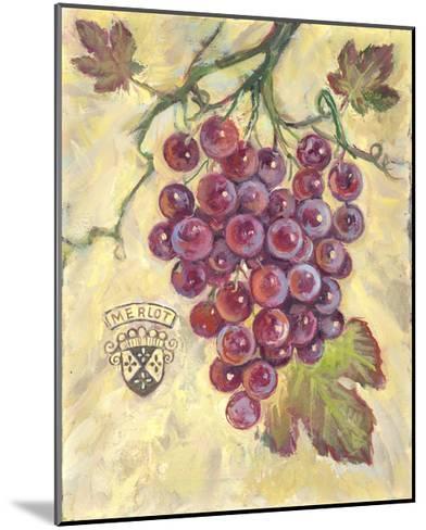 Merlot-Theresa Kasun-Mounted Art Print