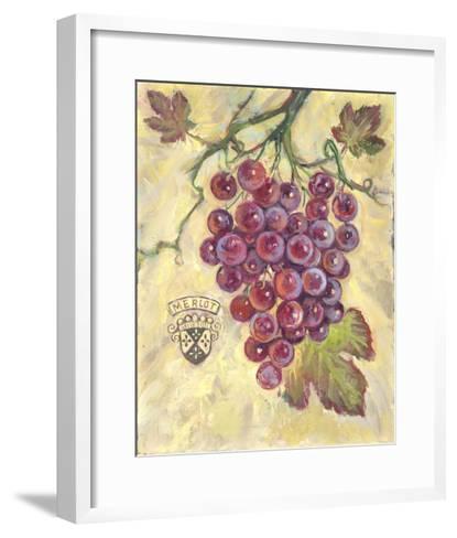 Merlot-Theresa Kasun-Framed Art Print