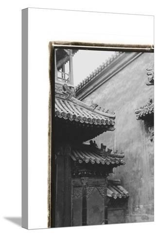 Old Beijing-Laura Denardo-Stretched Canvas Print