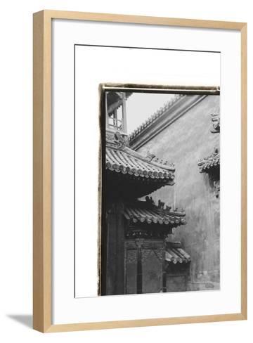Old Beijing-Laura Denardo-Framed Art Print