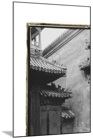 Old Beijing-Laura Denardo-Mounted Photographic Print