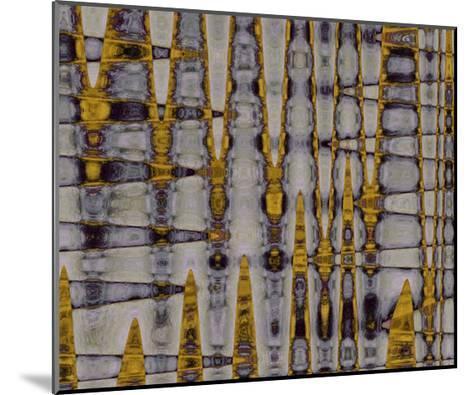 Ochre & Plum II-Ricki Mountain-Mounted Art Print