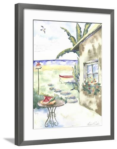 Tropical Holiday I-McCarter-Framed Art Print