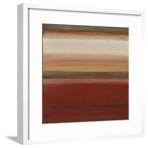 Soft Sand VI-Willie Green-Aldridge-Framed Art Print