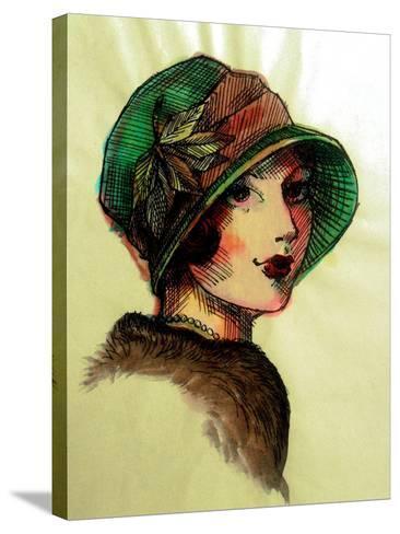 20's Girls I-Danielle Harrington-Stretched Canvas Print