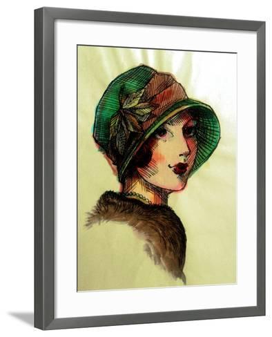 20's Girls I-Danielle Harrington-Framed Art Print
