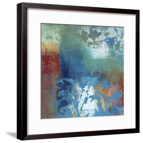 Silhouette III-Willie Green-Aldridge-Framed Art Print