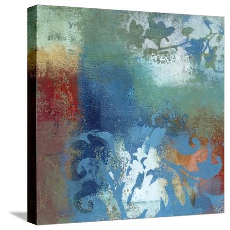 Silhouette III-Willie Green-Aldridge-Stretched Canvas Print