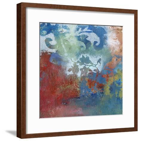 Silhouette I-Willie Green-Aldridge-Framed Art Print
